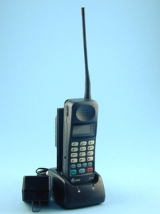 Some people had these and were on the technological frontier
