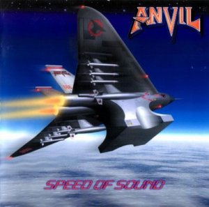 But it's an anvil.  Should it be the Speed of Pound?