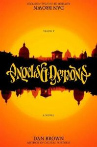 Caution: Dan Brown wants you to stand on your head when reading this book