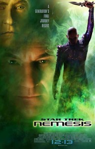 In part 10, the creators killed their own series by murdering the most beloved character (Data), sexually assaulting another (Deanna Troi), and turning Romulans into bald clones of Pickard.  No wonder this series needed a reboot.
