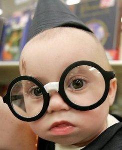 Future star of the Harry Potter prequels