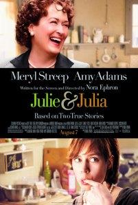 Fingerlicking New Julie  Julia Poster