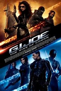 GI Joe movie poster