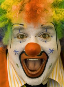 Coulrophobia – fear of clowns (and not just evil clowns)