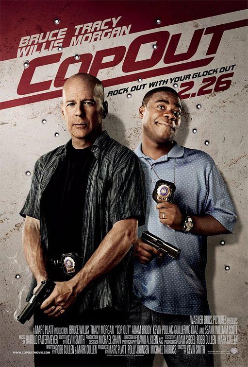 Cop Out/Fujary na tropie (2010) [DVDRIP][NAPISY PL]